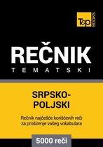 Srpsko-Poljski tematski rečnik - 5000 korisnih reči