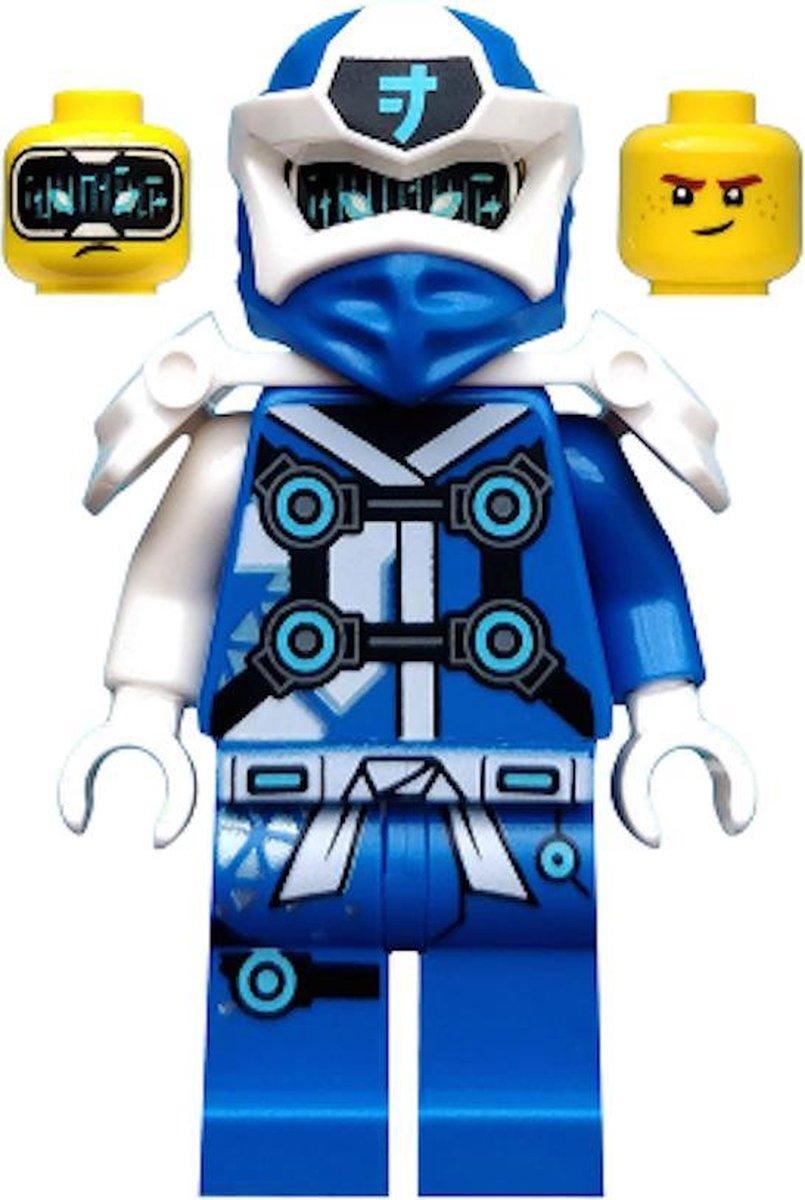 LEGO Ninjago Digi Jay minifiguur NJO563