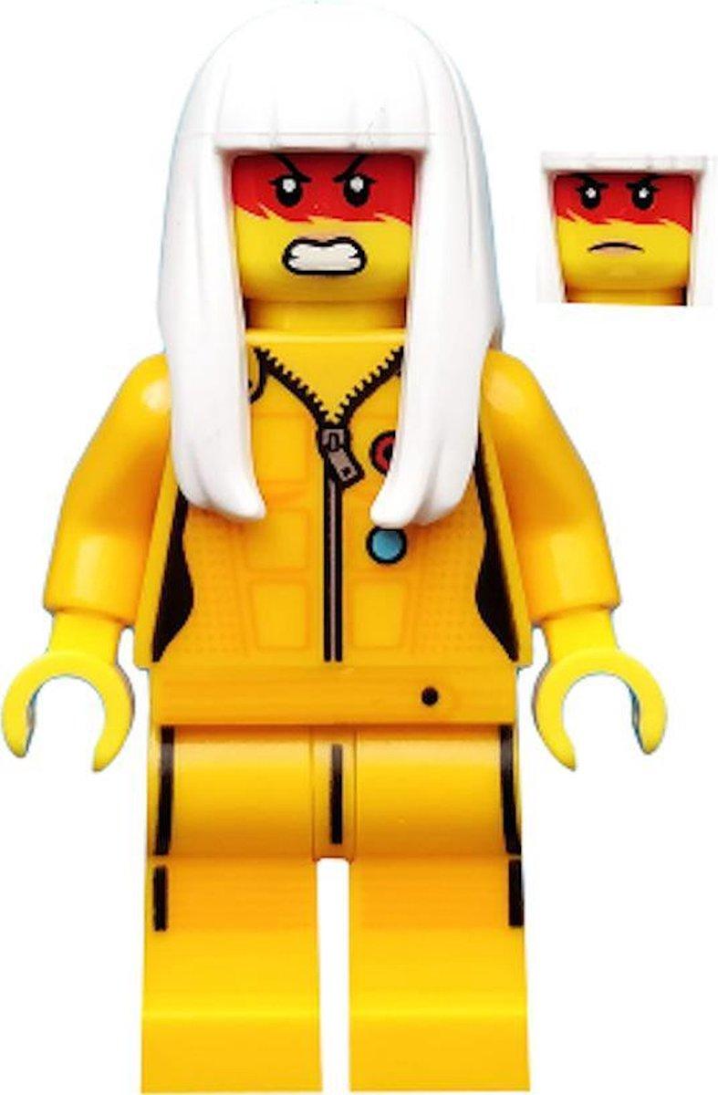LEGO Ninjago Avatar Harumi minifiguur NJO565