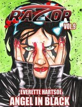 Everette Hartsoe's RAZOR: ANGEL IN BLACK VOL. 9 collected