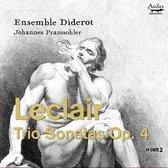 Leclair Trio Sonatas Op. 4
