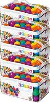 Intex - ballen voor de ballenbak - 500 ballen - voor kinderen vanaf 3 jaar
