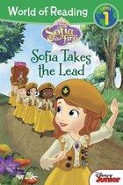 World of Reading Sofia the First: Sofia Takes the Lead
