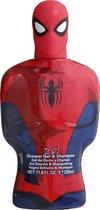 Spiderman Shower Gel 2D 350 ml