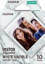 Fujifilm Instax Square Film - White Marble - 10 stuks