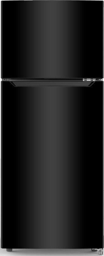 Koelkast: Hisense RT156D4AB1 - compacte koel-vriescombinatie -Zwart, van het merk Hisense