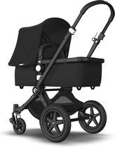 Bugaboo Cameleon 3 plus kinderwagen met stoel en wieg - Zwart