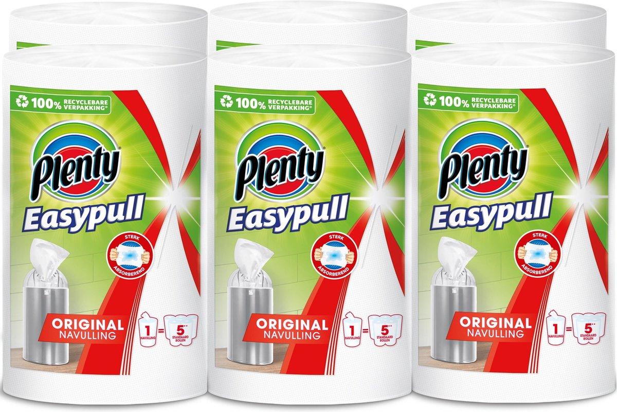Plenty Easypull Original keukenrol - 6 stuks