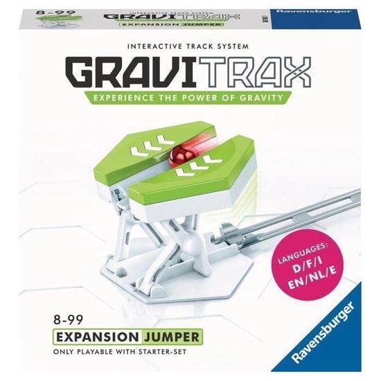 GraviTrax® Jumper Uitbreiding - Knikkerbaan