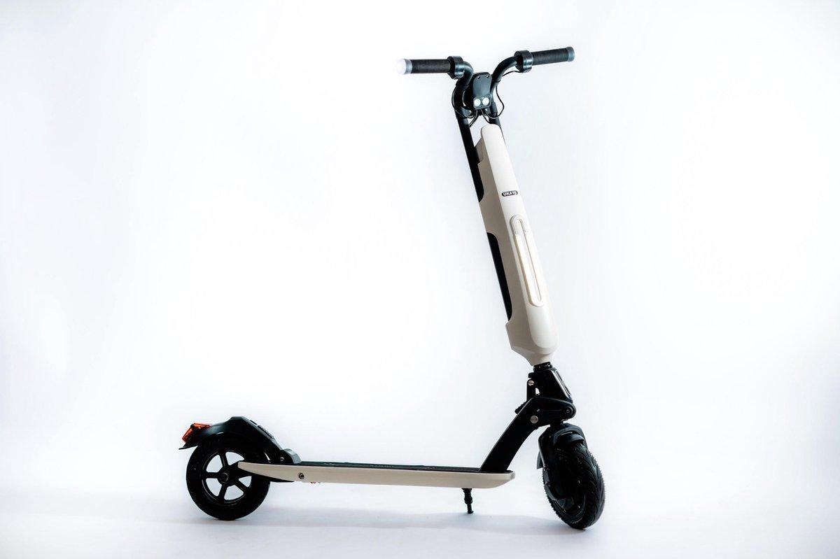 Ukaye U1 Premium Elektrische Step - Wit (25km/u, gekeurd voor openbare weg in België)