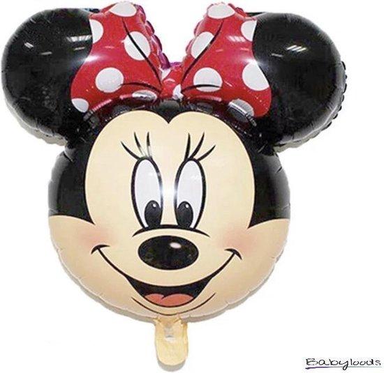 Folieballon Minni Mouse - helium - 2 stuks