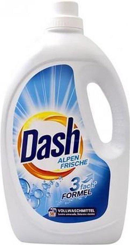 Dash wasmiddel Alpenfris - 50 wasbeurten