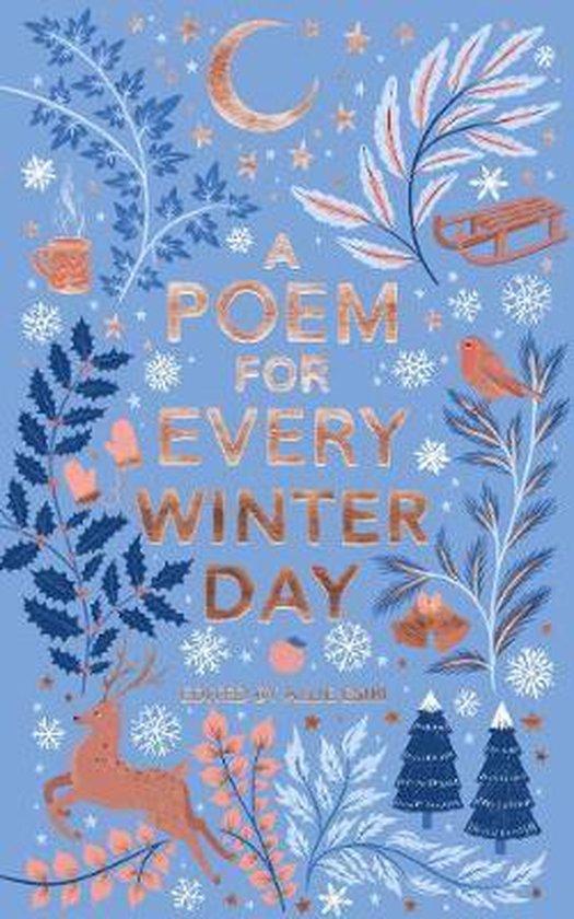 Boek cover A Poem for Every Winter Day van Allie Esiri (Paperback)