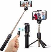 Selfie Stick Tripod Met Bluetooth Afstandsbediening