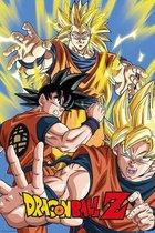 Dragon Ball Z Goku - Maxi Poster (640)
