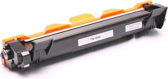 Huismerk XXL Brother TN1050 zwart toner cartridge (1 stuk) geschikt voor printers Brother DCP-1510 , DCP-1511, DCP-1512 , DCP-1610 W , DCP-1612 W , HL-1110 , HL-1111 , HL-1112 , HL-1210W, HL-1212W, MFC-1810, MFC-1811, MFC-1910 W