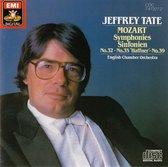 Mozart  Symphonies No. 32.39. 35 'Haffner'  J. Tate
