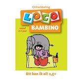 Boek cover Bambino Loco 2 2-4 jaar Dit kan ik al van  (Paperback)