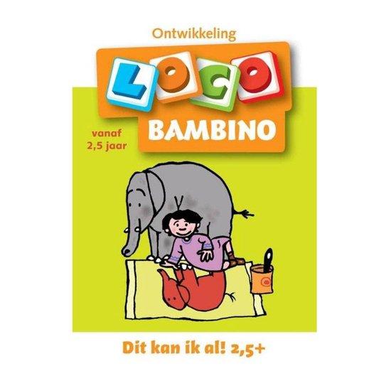 Bambino Loco 2 2-4 jaar Dit kan ik al - none  