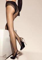 SiSi Style pantys | zwart | 20 DEN panty | S