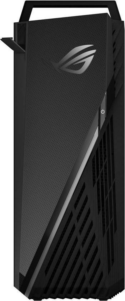 ASUS ROG G15CK-NL045T – Intel Core i7 (10 th gen) – 8 GB – 512 GB SSD – Tower desktop – Zwart