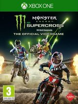 Monster Energy Supercross - The Official Videogame - Xbox One