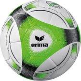 Erima Hybrid Training (5) Trainingsbal - Wit / Zwart / Grijs / Green | Maat: 5