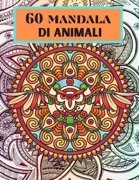 60 mandala di animali