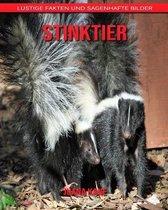 Stinktier: Lustige Fakten und sagenhafte Bilder