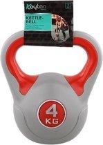 Kettlebell 4 kg - Fitness - Krachttraining - Halters en Gewichten