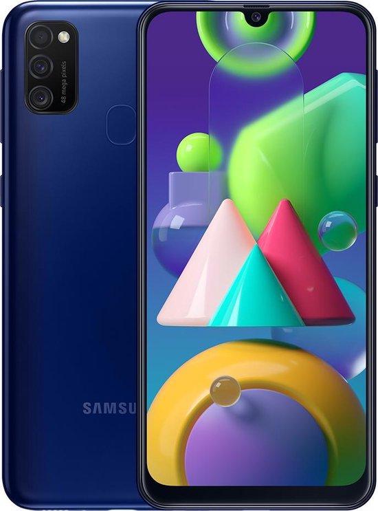 Samsung Galaxy M21 Power - 64GB - Blauw