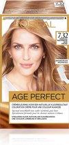 L'Oréal Paris Excellence Age Perfect 7.3 - Midden Goudblond - Haarverf