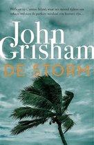 Omslag De storm