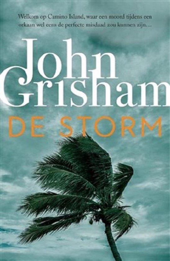 De storm - John Grisham |