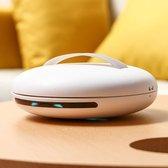 CleanseBot | Allergie - slapen - nachtrust - bed reinigen - bacteriedodende robot - Uv lamp robot - cleaning robot - huisstofmijt - bacterie doden - Corona - hotel - matras reinigen