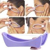 Draad epilator - epilator gezicht - ontharen - touw - ontharen draad - ontharen gezicht - ontharen bovenlip - gezichtshaar - gezichtsontharing - epileer touw - wax - wax gezicht