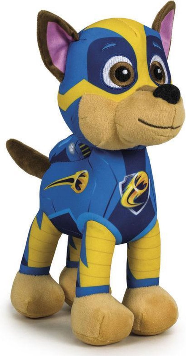 Paw Patrol Mighty Pups Chase 27cm