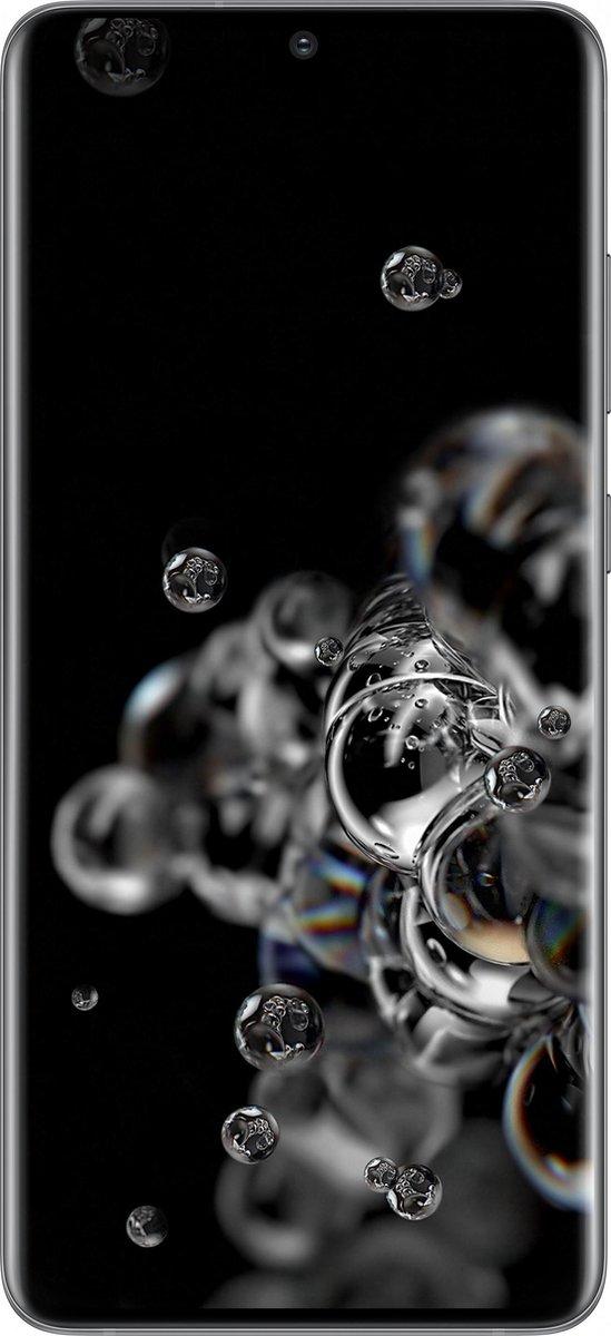 Samsung Galaxy S20 Ultra 5G 17,5 cm (6.9) Android 10.0 USB Type-C 12 GB 128 GB 5000 mAh Grijs