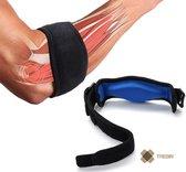 Trebin - Elleboog Brace  - Tennisarm Brace - Verstelbaar - One Size