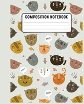 Composition Notebook: Can be used as a notebook for girls, notebook for kids