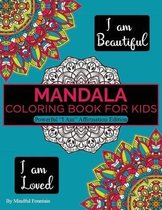 Mandala Coloring Book for Kids