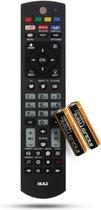 IKAZ Universele/vervangende afstandsbediening Philips TV|Smart TV|Remote control