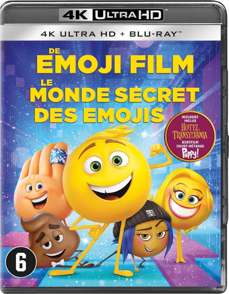 The Emoji Movie (De Emoji Film) (4K Ultra HD Blu-ray)-