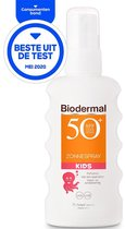 Biodermal Zon Kids - zonnespray - SPF 50+ - 175 ml