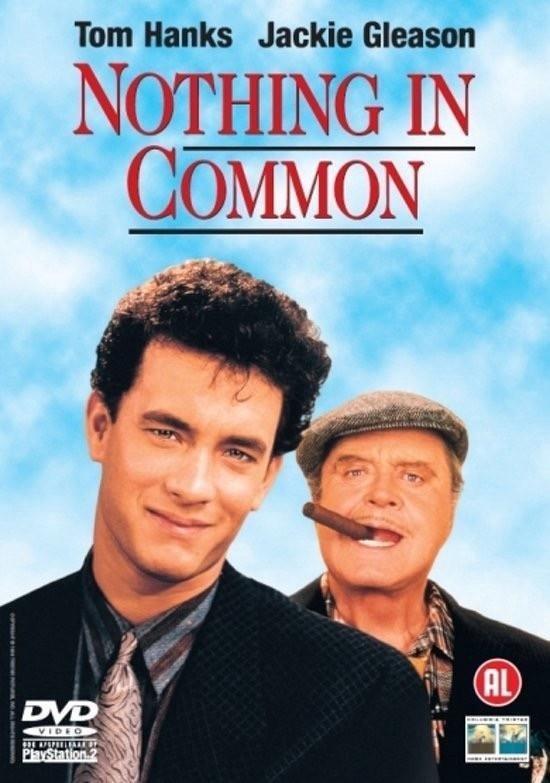 Cover van de film 'Nothing In Common'