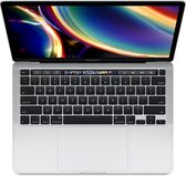 Apple MacBook Pro (April, 2020) MXK72 - 13.3 inch - Intel Core i5 - 512 GB - Zilver