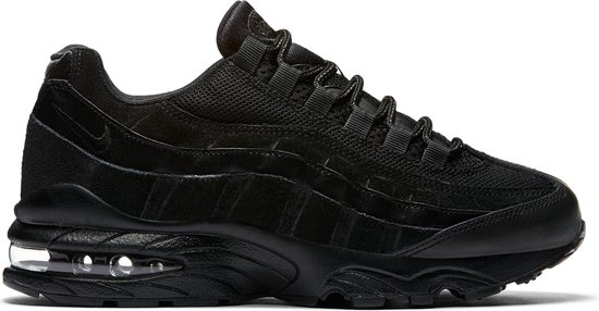 Nike Air Max 95 GS Kids Sneakers - Black - Maat 36