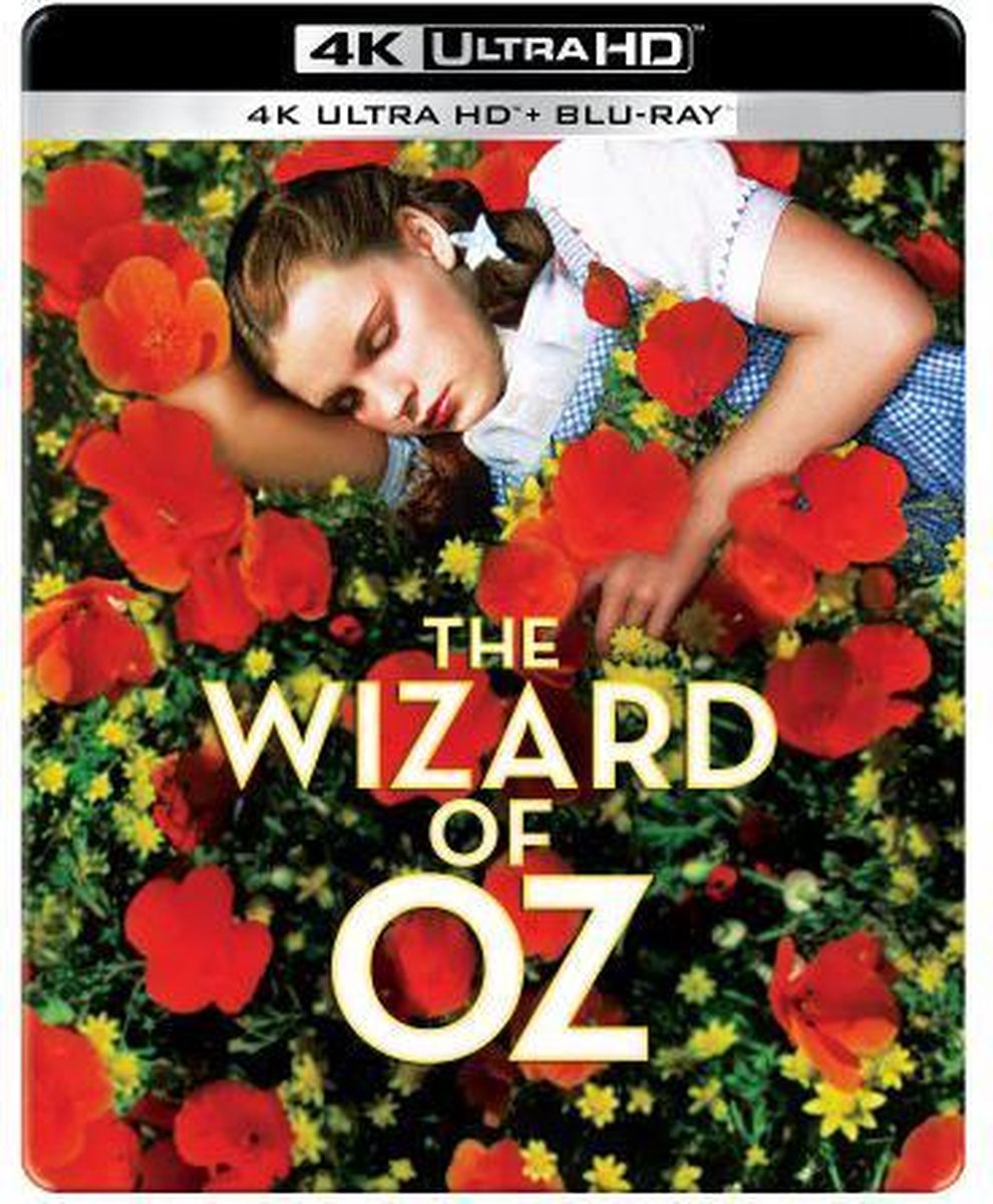The Wizard of Oz (Steelbook) (4K Ultra HD Blu-ray) (Exclusief bij bol.com)-
