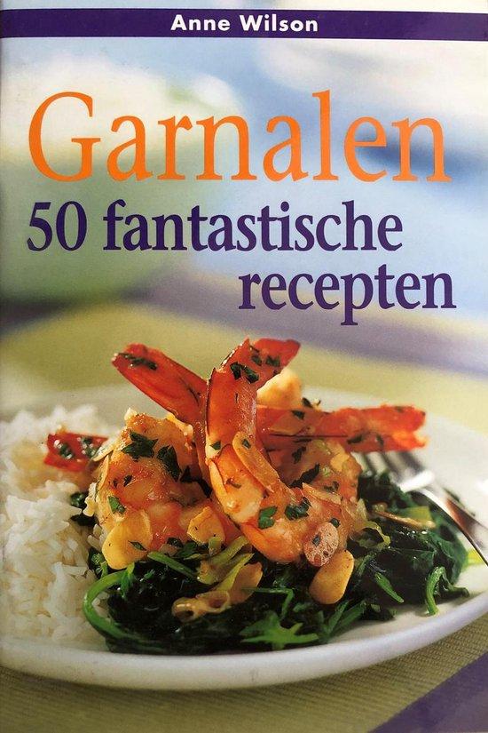 Minikookboekje - Garnalen - Anne Wilson  