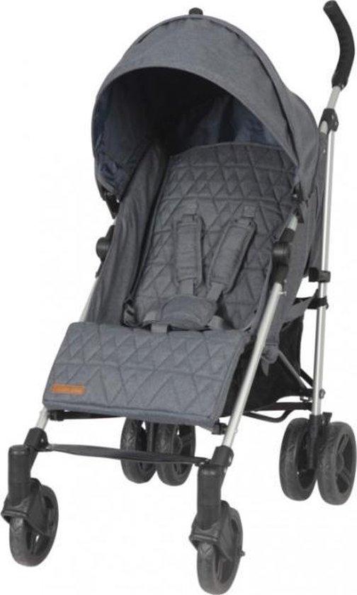 Product: Little Dutch Buggy - Blauw/Grijs, van het merk Little Dutch